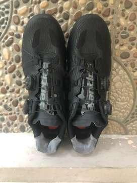 Sepatu cleat santic york plus cleat shimano