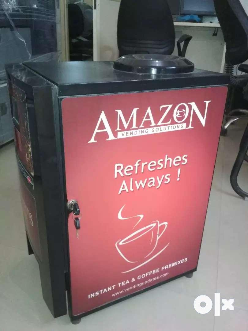 Coffee machine 0