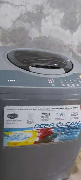 New FBI fully automatic washing machine