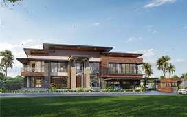 Jasa Arsitek Palembang Desain Rumah 950m2