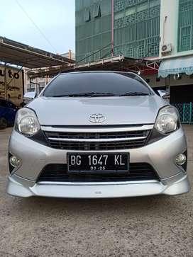 Toyota Agya TRD A/T Tahun 2014 Super Macan Unit Sangat Istimewa