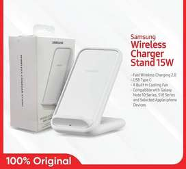 Wireless Charger Stand Samsung 15 Watt