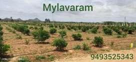 100 sq yards 1.5 lack only at mylavaram highway