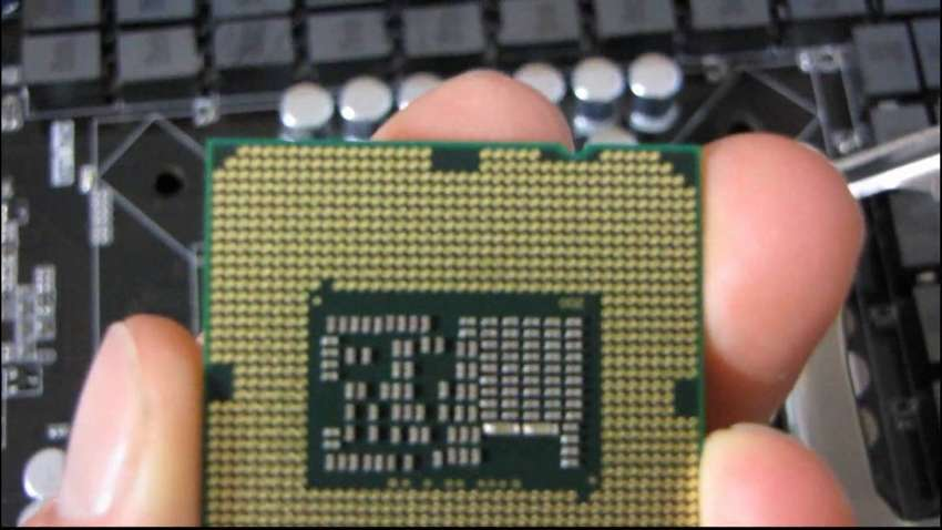 2nd, 3rd and 4th Gen Pentium Processors - Only Chip 0
