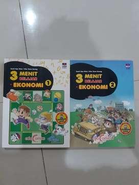 Buku 3 Menit Belajar Ekonomi