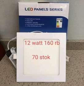 LED Panels Series 12 Watt 80% Energy Saving