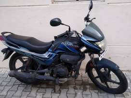 Hero Honda Passion pro self start, two tyres are new