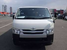 Toyota Hiace 2015 on easy installments