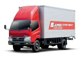 Mitsubishi Canter 125PS super speed Box 2012