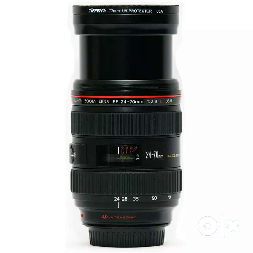 Rent# Canon EF 24-70mm f/2.8L lens  hire on