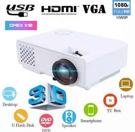 2020 UPGRADE YOUTUBE WIFI SMART HD PROJECTOR SCHOOL CLASS HOTEL HOME