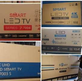 "LED TV 50% DIS..& 2..YERS WORNTY 32""40"""