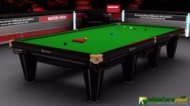 Golden hz snooker company new tables