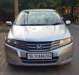 Honda City 1.5 V MT Exclusive, 2010, Petrol