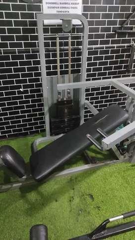 Alat fitness bekas
