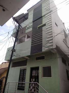Newly constructed house