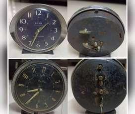 Vintage Alarm Clocks - Clock - Antiques - Antique - Big Ben - Old