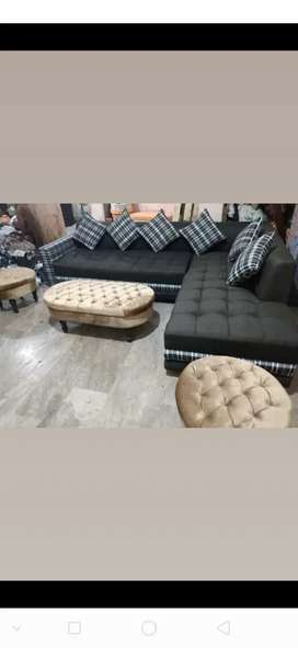 All type sofa set available