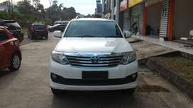 Toyota Fortuner 2,7 G AT