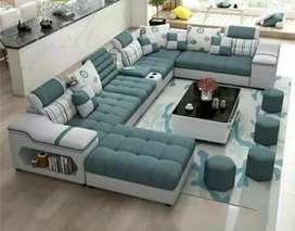 Sofa Letter U Jumbo Deluxe