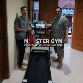 Alat Fitness Treadmill Electrik - Kunjungi Toko Kami !! GYM MG#0106