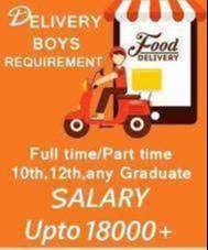 """Looking Delivery executive"" - Swiggy"