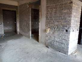 3BHK front looking flat available for sale in Bariatu, Ranchi.