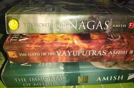 Shiva trilogy - Amish tripadi