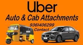 Free Uber Auto & Cab Attachments & Re-attachments