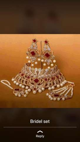 Its amazing jewlery set