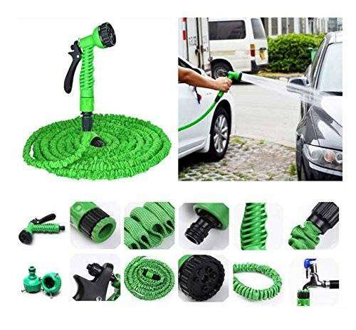 Magic Hose Kit Car /Home/Garden Water Cleaner Cum Washer 100 Meter 0