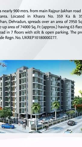 Economical 2 BHK in Jakhan Doon Vihar Rajpur Road