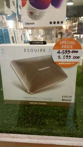 Speaker Esquire 2 bisa kredit tanpa cc