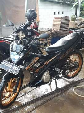 Jual cepat motor suzuki fu 2014
