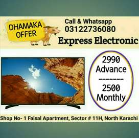 Advance sirf 2990 monthly 2500 led 32 inch