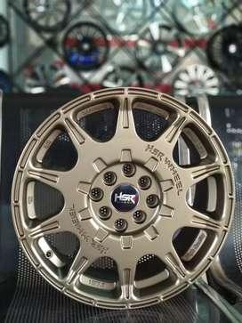Velg Racing Ring 16x7 H8(100/114, 3) Semi Matt Bronze
