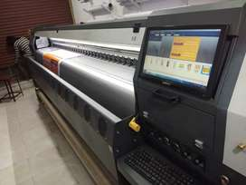 Konika 512 I Flex Printing Machine for Sell