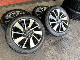 Velg ORIGINAL Brio RS R15 copotan Asli