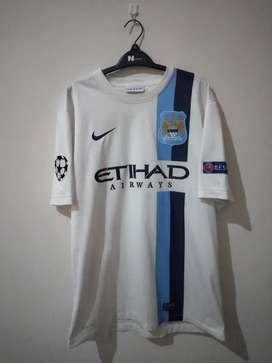 Manchester City 2013-14 Third