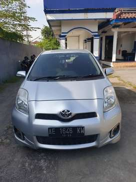 Toyota Yaris E  Manual 2012