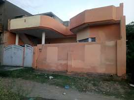 7 marla wide house single story for rent
