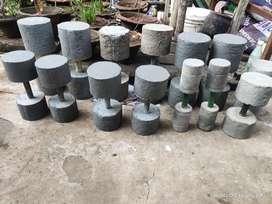 Concrete doumbles for sale
