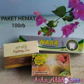 AnAm NASA Paket Kulit Cerah