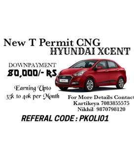 New XCENT TPERMIT