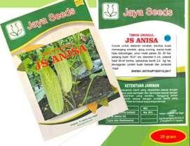Benih Bibit Timun Anisa jaya Seeds