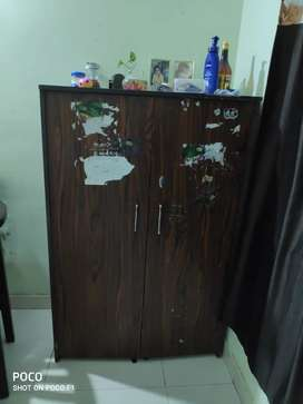 For sale compressed wood almirah