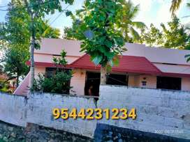 3bhk house in 10 cent