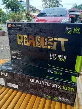 Dijual VGA gaming GTX 1070 8GB