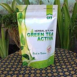 Green Tea Activa ( Pelangsing & menurunkan Berat Badan )