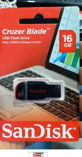 New Sandisk pen drive